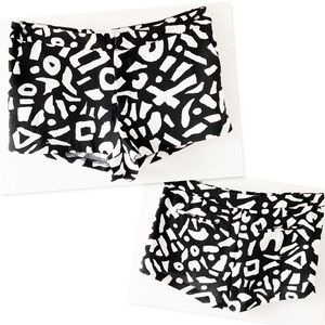 Urban Outfitters Shorts - ALICE & UO urban Black & White Geometric Shorts